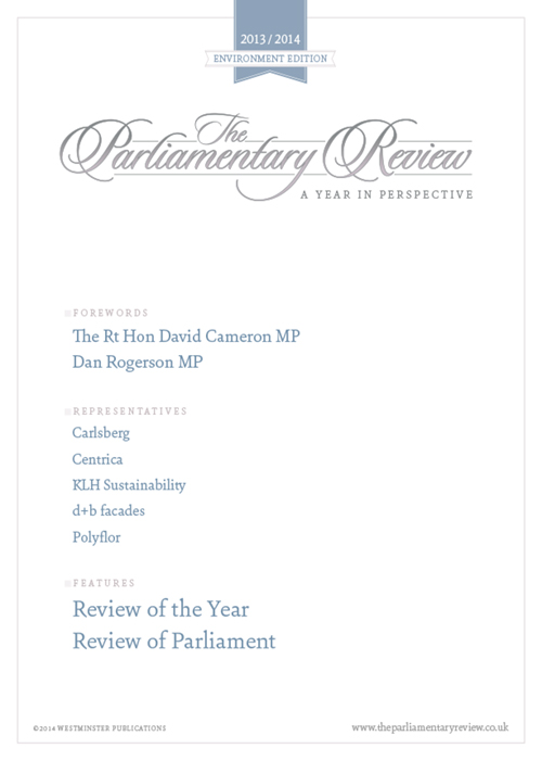 Parliamentary Review