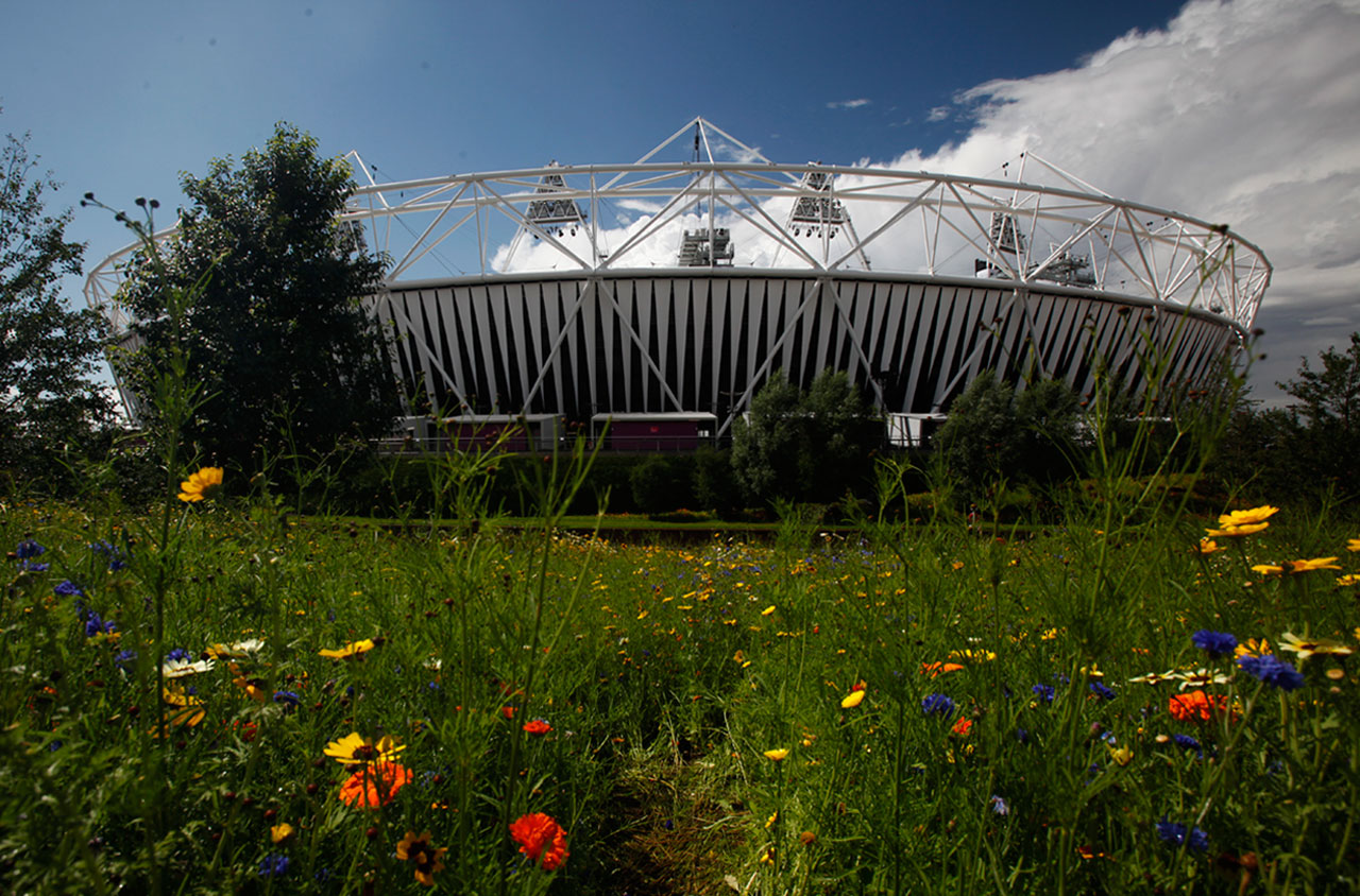 projects London Olympic Stadium transformation